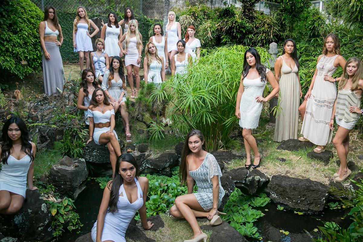 Aloha Island Girls